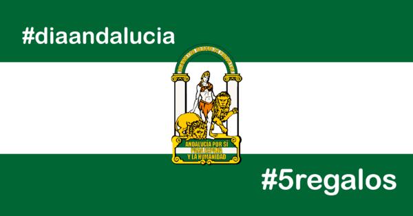 Regalo Oposiciones dia de Andalucia